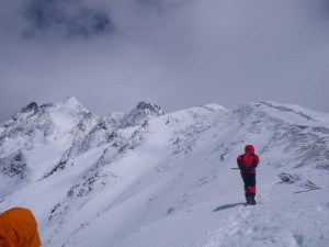 IMGP0080 アイスバーンの登りjpg